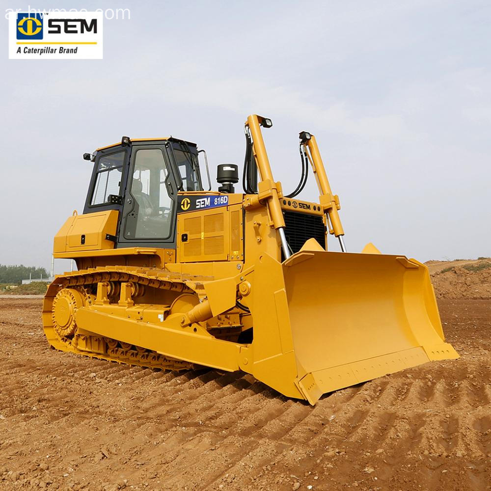 SEM 822D Track Type Tractor