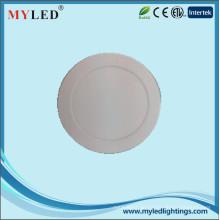 12w 6 Zoll Plastikpaneele CER RoHS bescheinigte ultradünne LED-Verkleidungs-Licht