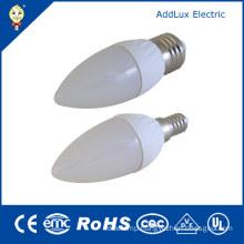 E14 E27 B22 E26 3W Bulb Light Lamp LED Candle