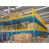 Mezzanine / Multi-Level / Storage / Warehouse Rack (OBGLHJ)