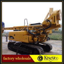High Efficiency Quality Reliable Samll Type Foundation Pile Rig Machine