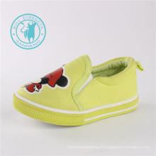 Chaussures d'injection de chaussures de bébé douces belles chaussures (SNC-002014)