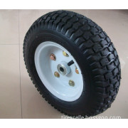 Rubber Wheel with High Quality and Cheap13*3.50-6 Made in China