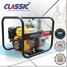 CLASSIC CHINA Bomba de agua de alta succión de 4 pulgadas, equipo de lavado de autos, 270 Desplazamiento de gasolina de 4 pulgadas, bomba de agua del motor conjunto