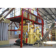 Nulti Function Biomass Pellet Production Line Rice Husk Pel
