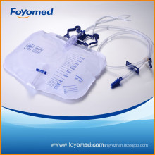 CE, ISO Approved Newest Design 4000ml Urine Bag