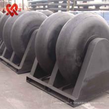 Usine vente directe de quai en caoutchouc aile d'avion pneu pneu