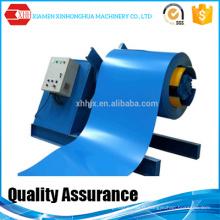 Détecteur lourd hydraulique China Supplier pour PPGI / Decoiling Machine à vendre