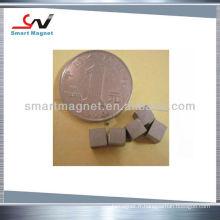 Un aimant permanent SmCo permanent contre la corrosion et rémanence