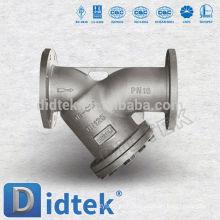 Didtek 100% filtro de teste aço inoxidável