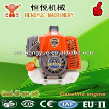 Motor de gasolina 1E48F para tierra barrena o beush cortador 68cc