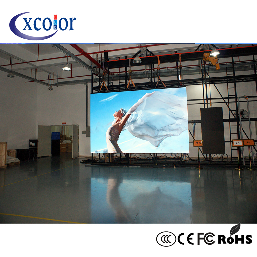P5 Indoor Full Color LED Advertising Screen