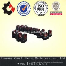 Marteau de broyeur en acier à haute teneur en manganèse