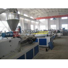 WPC Board Production Machine Line/Wood Plastic Extrusion Line