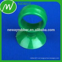 Cualquier mini taza de succión de color con anillo de tracción