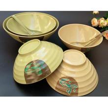 (BC-MB1041) Bacia de melamina da porcelana da imitação reusável de alta qualidade