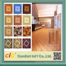Wood Grain Vinyl Flooring for Home
