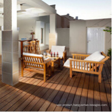 Cumaru Wood Decking Terrace Wood Flooring