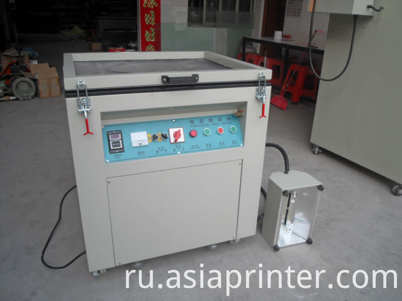 Uv Exposure Unit Machine