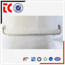 Nueva China famosa personalizar aluminio zinc die casting pantalla manejar