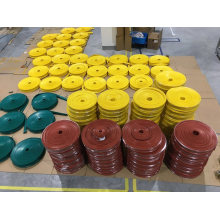 High Voltage Silicone Rubber Overhead Line Cover for Wires