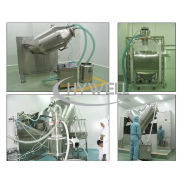 Powder Vacuum Feeder Machine