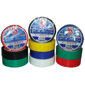 Cinta aislante para embalaje de alambre eléctrico de aislamiento de PVC