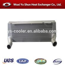 Fabricant d'échangeur de chaleur à double tubulure à barre et compresseur personnalisés