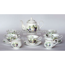 new arrivals eco-friendly fine bone china dinnerware tableware