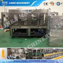 Máquina de enchimento quente bebendo para planta de baixo custo