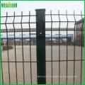 Prix d'usine à bas prix et fin 5mm wire curvy blindage en treillis métallique