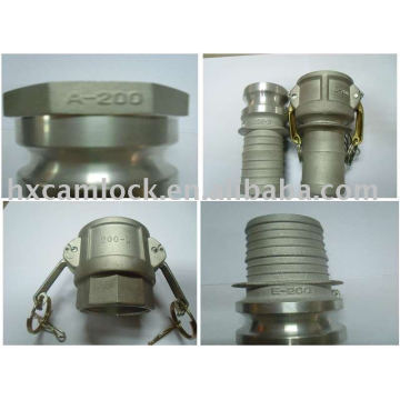 Camlock Coupling,Cam & Groove camlock,Aluminum camlock coupling