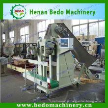 2015 venda quente China fornecedor de aglomerados de madeira máquina de embalagem / aglomerado da pelota de madeira / pellets de madeira preço da máquina pacote 008613253417552