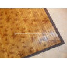 Tapetes e tapetes de bambu
