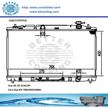 Auto Radiator For Toyota Avalon 05-05 OEM:16400AD010