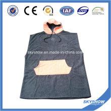 Микрофибры полотенце пончо (SST1063)
