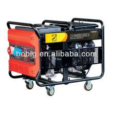Gerador Portátil de Gasolina 9KW / 10KW com motor Loncin