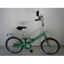 "Bicicleta plegable con marco de acero de 20 ""(FP20)"