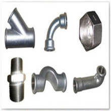 Профессиональный производитель Железный трубопровод Фиттинга