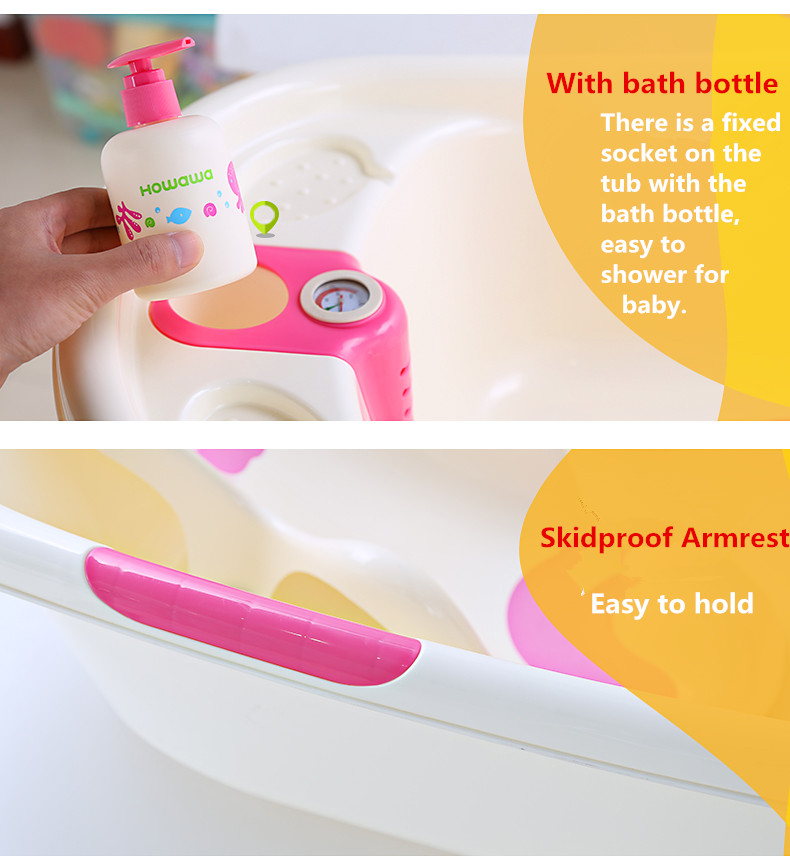 Baby Plastic Bathtub