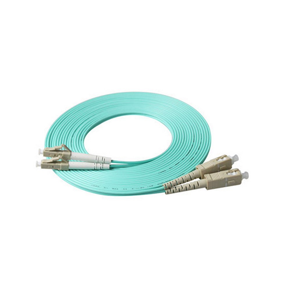 Sc Lc Dx Om3 Patch Cord 2 1