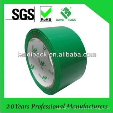 Ruban d'emballage vert