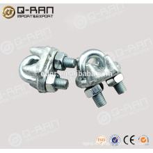 Colocar abrazaderas acero forjado/Rigging productos gota forjó abrazaderas de acero