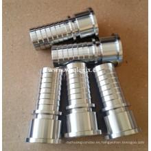 Tuerca de manguera de acero inoxidable para el sistema de tuberías