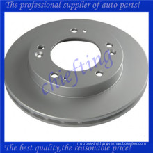 MDC753 DF1967 40206-C7000 new brake rotors for nissan patrol