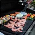 BBQ Grill Mat Cooking Sheet Healthy Grade Fire Retardant BBQ Grill Mat