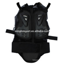 Motorcycle vest motorcycle back protector for riders