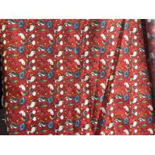 Tissus imprimés en coton de haute qualité en gros