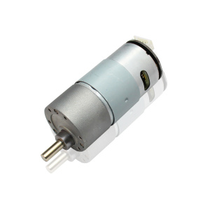24 Volt DC Motor With Hall Effect Encoder
