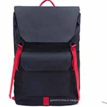Sac à dos d'ordinateur portable de loisirs, sac à dos de voyage extérieur